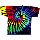Stained Glass Tie Dye T-Shirt