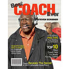 Best Coach Personalized Magazine Cover