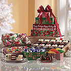 Sugar Free Holiday Treat Tower