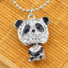 Sassy Panda Pendant Necklace