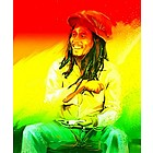 Bob Marley Pop Art Print
