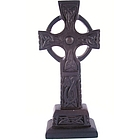 Irish Peat Celtic Cross