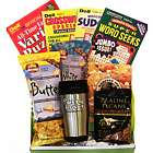Crossword Puzzles and Snacks Cheeriodical Gift Box