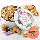 Mother's Day Cookie Nibblers Tin