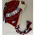 Boy's Wisconsin Tassel Knit Hat