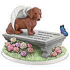 Dachshunds Leave Paw Prints on Our Hearts Pet Memorial