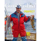 Personalized Fishing Magazine Cover