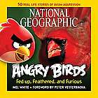 National Geographic Angry Birds Pop-Up Book