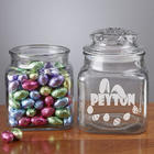 Personalized Easter Candy Jar