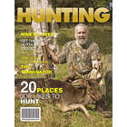 Hunting Magazine Cover