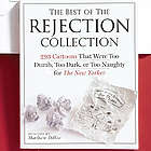 The Best of the Rejection Collection Cartoons for the New Yorker