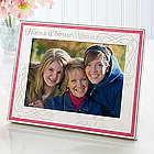 Enchanting Mother Personalized Pink Frame