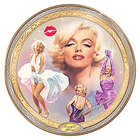 Marilyn Monroe Porcelain Collector Plate