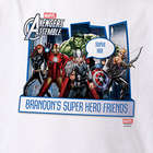 Personalized Avengers Youth T-Shirt