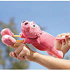Plush Barnyard Animal Slingshot Toy