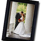 Personalized Photo Collage with 12x18 Print and Frame
