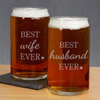 Best Ever Personalized Beer Glass