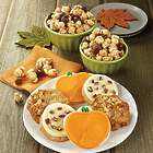 Fall Cookie and Moose Munch Popcorn Small Gift Box