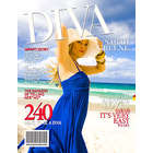 Diva Personalized Magazine Cover