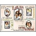 It's About Love Personalized Collage Picture Frame