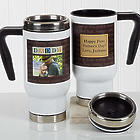 Just For Him Personalized Commuter Travel Mug