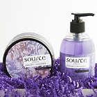Source Verite Denarii Lavender Spa Set