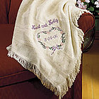 Heartwarming Wedding and Anniversary Afghan