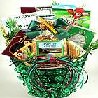 Back Nine Golf Themed Gift Basket