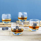 Personalized Heavy Based Whiskey Glasses