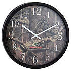 Mossy Oak Green Break Up Infinity Clock