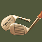 Personalized Niblick Golf Club