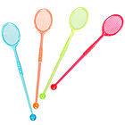 Tennis Racquet Drink Stirrers