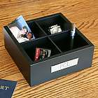 Four Compartment Accessory Box