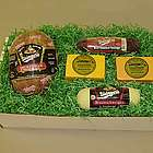 Wisconsin Cheese and Meat Party Gift Box