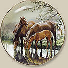 A Taste of Spring Collector Plate