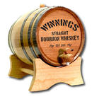 Personalized Distillery White Oak Barrel