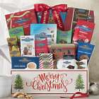 Ghirardelli Christmas Collection Gift Basket