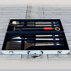 Signature Grilling Tool Set with Branding Iron
