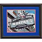 NFL Team Personalized Pub Print in Frame