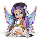 Jasmine Becket-Griffith Mystical Maiden Fairy Figurine