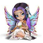 Jasmine Becket-Griffith Mystical Maiden Fairy Figurine