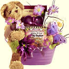 Bear Hugs For A Special Daughter Gift Basket