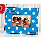 Personalized Dots Picture Frame