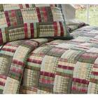 Battenkill Log Cabin King Quilt