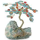 Tree of Joy Gemstone Tree Sculpture