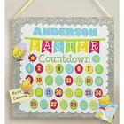 Personalized Easter Countdown Board & Magnets