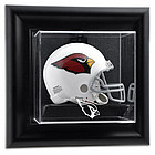 Framed Wall Mounted Mini Helmet Display Case