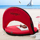 Personalized On the Go Folding Beach Chair