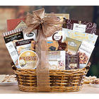 With Sympathy Collection Gift Basket