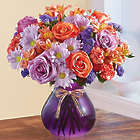 Large Plum Crazy for Fall Bouquet